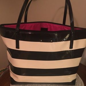 Kate Spade Penn Valley Striped Sophie Tote